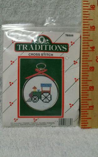 Traditions Cross Stitch Kit - Train - T8505