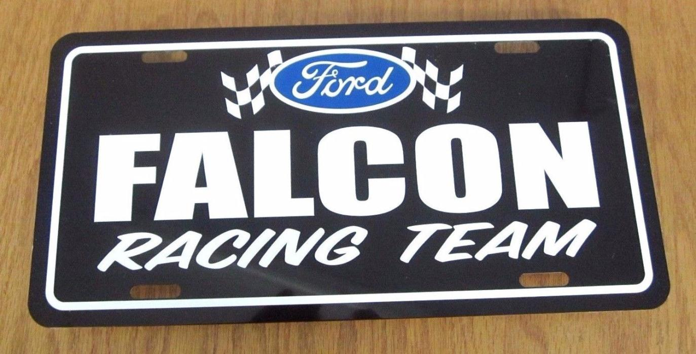 Ford FALCON Racing license Plate tag 1960 1961 1962 1963 1964 1965 1966 1967 68