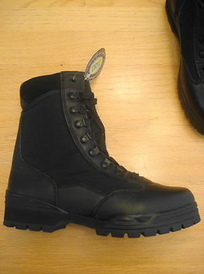 10 M NEW WOMENS CORCORAN SAFETY TOE POLICE/MILITARY BOOTS TACTICAL