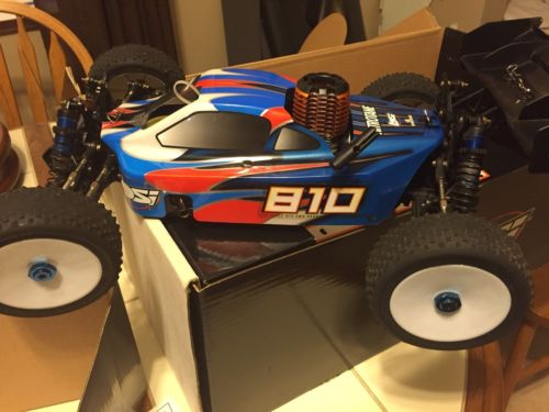 Losi 810 Rc Car Buggy