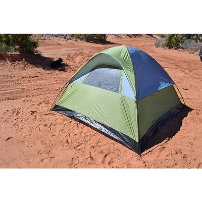 5-Person/Man Dome Family Tent Outdoor Shelter Camping Hiking Canopy Waterproof