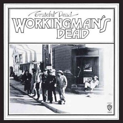 Workingman's Dead - Grateful Dead LP
