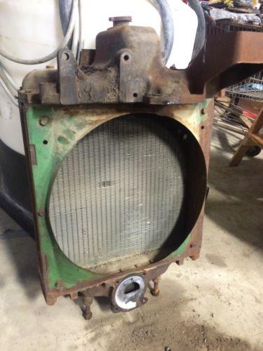 John Deere Radiator 70 720 730 Diesel