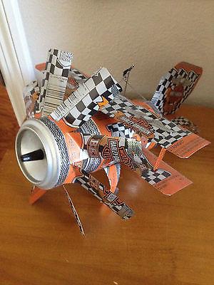 Harley Davidson Beer can Airplane Daytona 1994