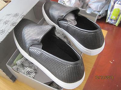 NEW Rock & Republic Drake Black shoes size 11 (US) sneakers casual dress