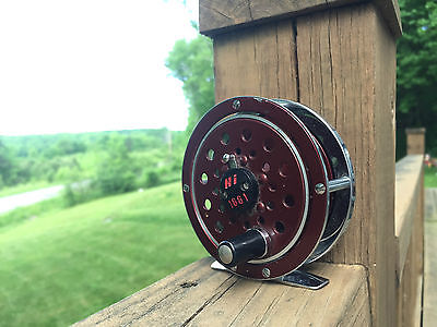 HI Fly Fishing Reel. 1881. Made In Japan. South Bend Finalist Copy