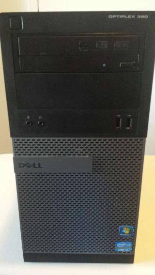 Dell Optiplex 390 Desktop Computer