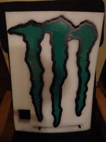 Monster Energy Neon Light