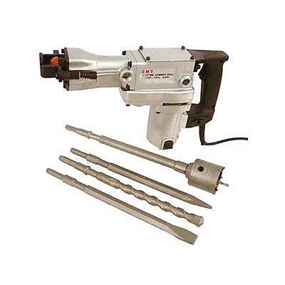 Electric Roto Rotary Demo Jack Hammer Chisel Chipper Concrete Breaker Driller