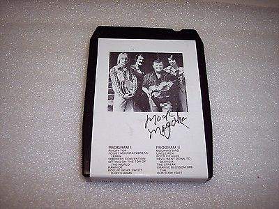 8 TRACK  MACK MAGAHA  BLUEGRASS COUNTRY SHOW AT OPRYLAND    31