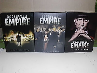 Boardwalk Empire seasons 1-3 DVD