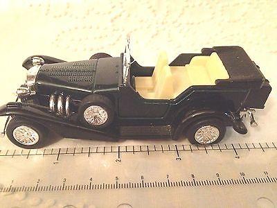 3 Vintage SS Friction Cars - 30's Packardrd, '53 Buick Skylark & '56 Ford Tbird