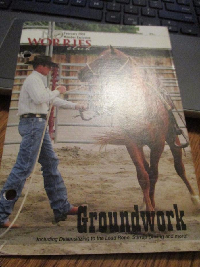Clinton Anderson Groundwork! NWC DVD February 2008!
