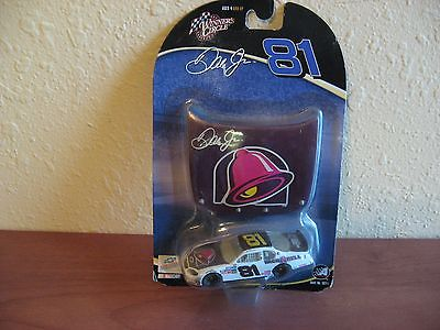 2004 Dale Earnhardt Jr. #81 Taco Bell Chevy Monte Carlo 1/64 Winners Circle