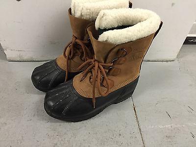 Sorel Caribou II JEE Snow Boots Waterproof Hiking Boots 7