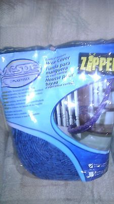 30 ft central vacuum quilted padded hose vacsoc with zipper beam cana-vac nutone