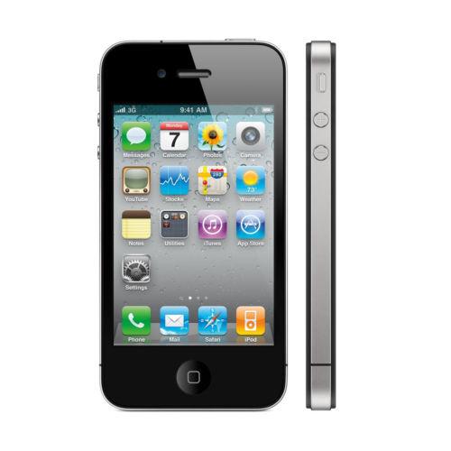 Apple iPhone 4S 32Gb - Telus/Koodo - Black - Grade B