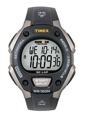 Timex Sport Running Watch Ironman Traditional 30-Lap Mid-Size T5E961