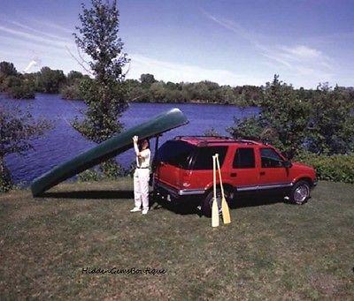 Canoe Loader Unlaod Rack Swivels Adjustable Camping Travel