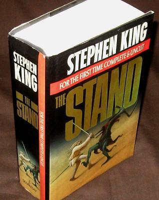 Stephen King - THE STAND - BCE 1990