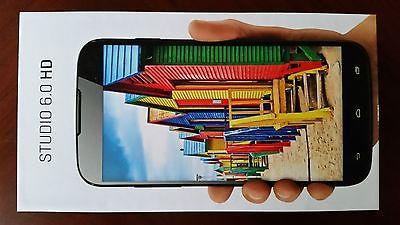 Blu Studio 6.0 HD D651U Unlocked Cell Phone