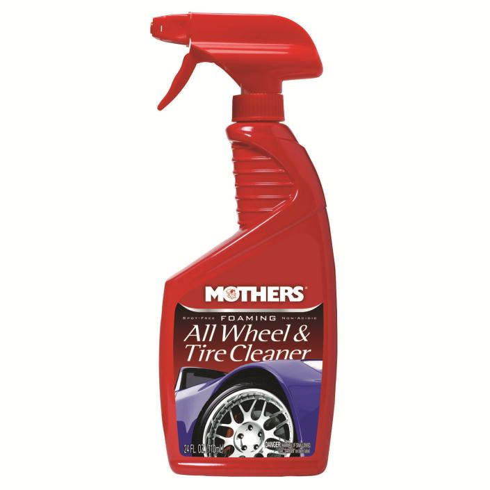 Mothers All Wheel and Tire Cleaner 24 fl. oz.
