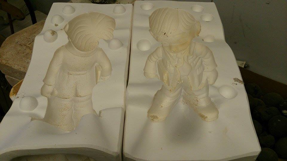 Atlantic A1575 Doctor Ceramic Mold
