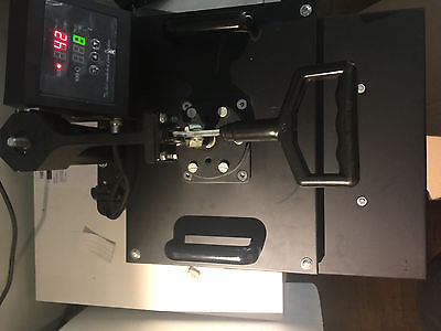 6in1 Digital Transfer Sublimation Heat Press Machine