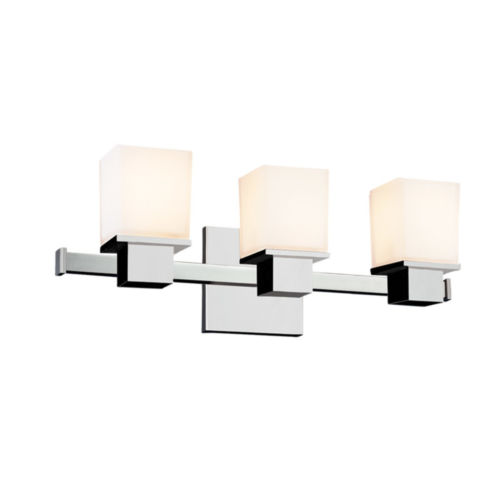 Hudson Valley 4443-PC Milford Bathroom Vanity Lights Polished Chrome