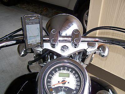 MOTORCYCLE,ATV,BIKE..Cell Phone Holder..  TMobile, Verizon, AT&T, Sprint  (7/8