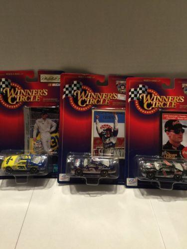 Lot Of 4 Dale Earnhardt Jr. Cars