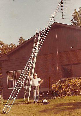 TOWER ROHN STYLE DELHI 10' section ANTENNA  HAM RADIO TV MICROWAVE GN30  DAYTON