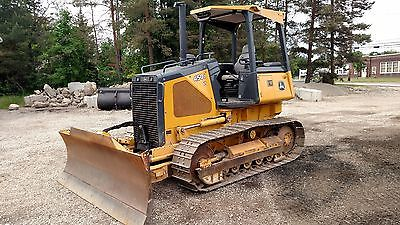 2008 John Deere 450J LT Dozer 2186 hours - Original Machine