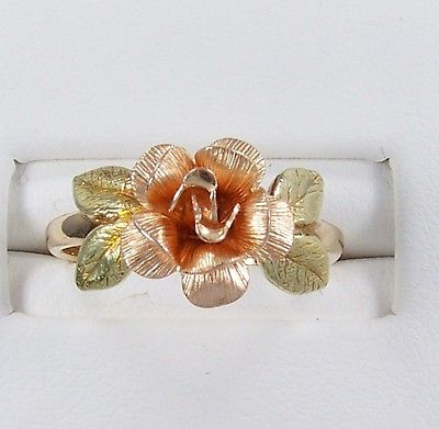 10kt ROSE  Ring, Free Shipping