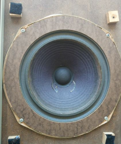 Large Advent /Dahlquist DQ-20 Woofer