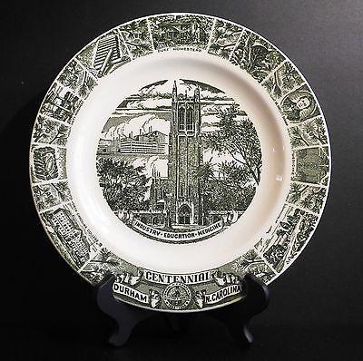 Kettlesprings Kilns Durham North Carolina Collectors Plate 10