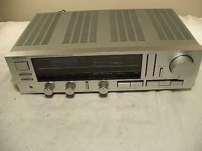 Kenwood KR-930 stereo receiver, old school