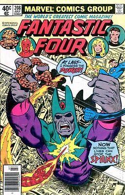 Fantastic Four (1961 1st Series) #208 FN 6.0