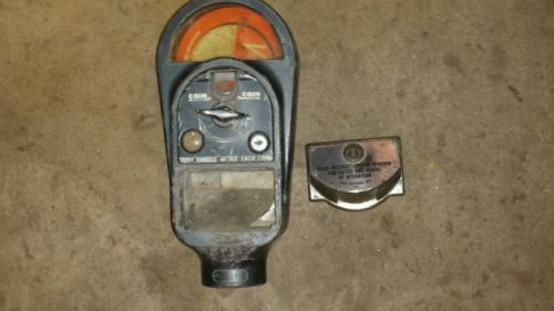 M H Rhodes Parking Meter