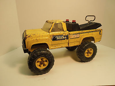 Tonka Monster Tow Truck