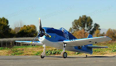 F6F Hellcat 50'' 1270mm EPO Electric RC Airplane Ready-To-Fly
