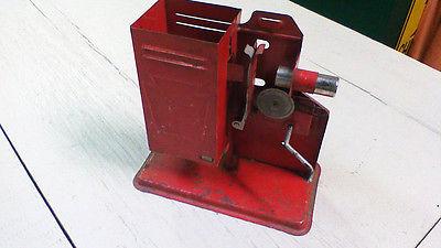 vintage 8mm Keystone Jr. projector