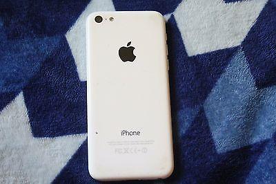 Iphone 5c white verizon for parts
