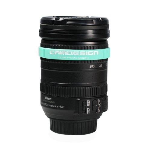 CamDesign 72MM Snap-On Front Lens Cap/Cover DSLR lenses
