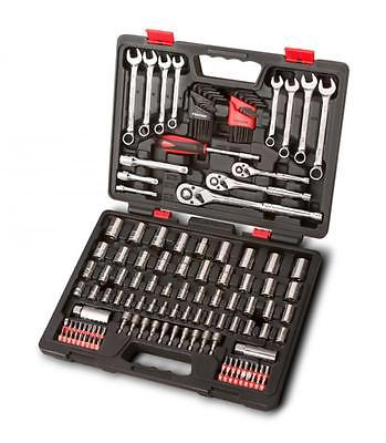 TEKTON 135-pc. Wrench and Socket Set 1859 Tool Set NEW