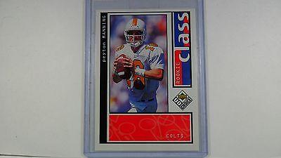 1998 Upper Deck Choice #193 Peyton Manning RC