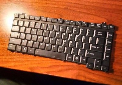 Toshiba l455 keyboard