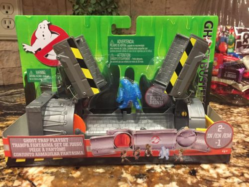 Ghostbusters 2016 Ghost Trap Playset