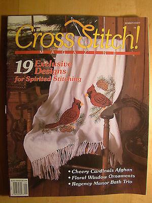 Cross Stitch Magazine Number    Eight
