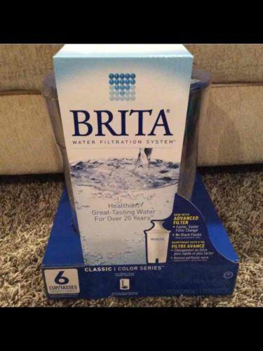 Brita Water Filter Pitcher New